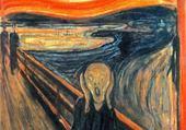 Puzzle Le cri par Edvard Munch