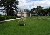 Puzzle chateau de Chaumont sur Loire 2