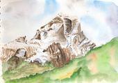 Puzzle gratuit montagne