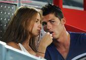 Jeux de puzzle : Cristiano Ronaldo et Irina Shayk