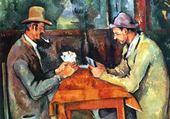 Puzzle Joueurs de cartes - Cezanne
