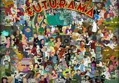 Puzzle Puzzle Futurama cast