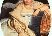 Madame Rivière - J-D. Ingres