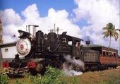 Puzzle gratuit Vieux train