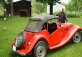 Jeu puzzle Jean Marie auto