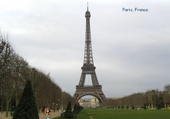 La tour de Paris.France