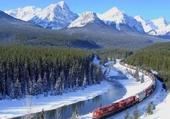 Train dan lwest
