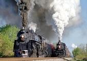 Vieux Train a stime