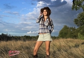 Jeux de puzzle : Cowgirl Dan la prairie