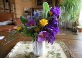 Puzzle en ligne bouquets de fleurs