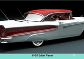 Puzzle gratuit 1958 Edsel Pacer
