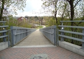 Puzzle gratuit Pont Miner de Granby pour vélo
