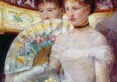 Puzzle en ligne deux jeunes filles au théatre