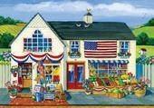 Puzzle gratuit market USA