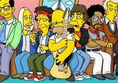 Puzzle en ligne Simpson Powaa