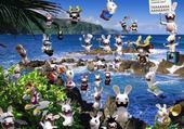 Puzzles lapin
