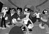 Jeu puzzle Futurama 3