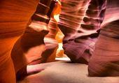 Puzzle antelope canyon arizona @