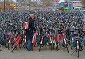 Vélo puzzle