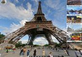 Puzzle Puzzle La tour de Paris