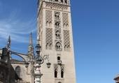 Puzzle Puzzle en ligne La Giralda à Séville