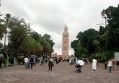 Puzzle en ligne Marrakech  - Koutubia