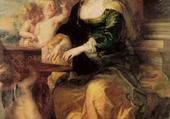 Puzzle en ligne Ste Cécile par Rubens