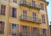 Puzzle façade niçoise