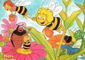 Jeux de puzzle : Maya l'abeille