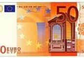 Puzzle 50 Euros français