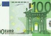100 Euros français