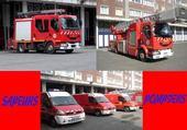 Puzzle gratuit pompier amiens