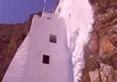 monastère à amborgos
