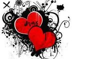 Jeu puzzle coeur