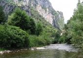 Puzzles rio deva en Espagne