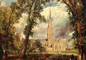 Puzzle Salisbury par Constable