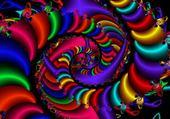 Puzzle en ligne Art color