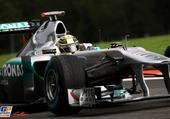 Puzzle en ligne Mercedes GP