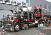 Puzzle Camion americain