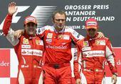Puzzle Alonso & Massa