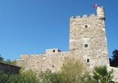 Puzzle chateau de Bodrum (turquie)