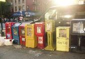 Jeux de puzzle : les rues de new york 1