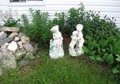 Puzzle gratuit Statuettes