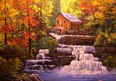 Puzzle en ligne autumn