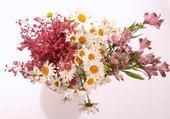 Puzzle en ligne bouquet varié