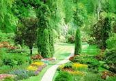 Puzzle Puzzle gratuit jardin