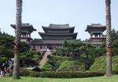 Puzzle en ligne Temple de Jeju