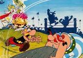 Jeux de puzzle : asterix