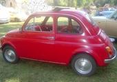 Jeux de puzzle : Fiat 500