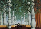 Puzzle Le jockey perdu - Magritte